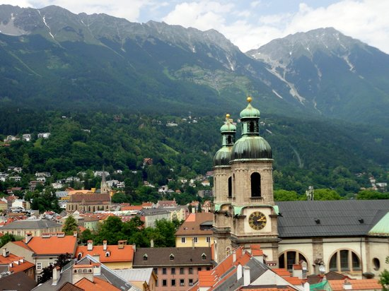 Hotel Gasthof Engl: the wonderful InnsbruckInnsbruck