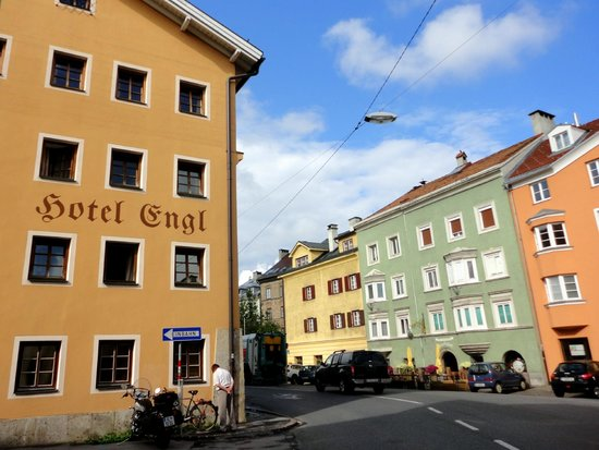 Hotel Gasthof Engl: the hotel