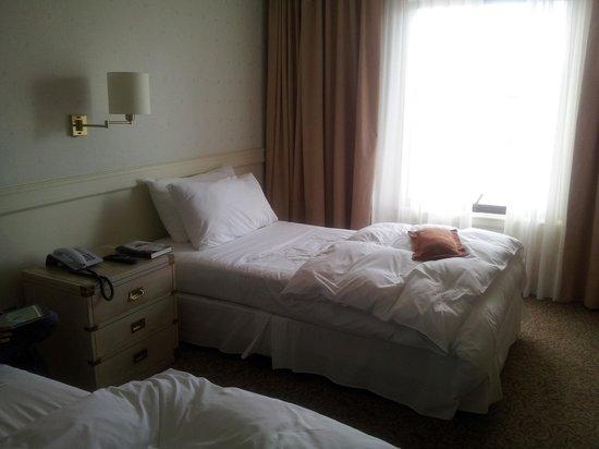 Hotel Costaustralis: Habitacion