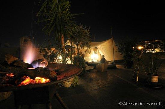 Riad O2: tenda berbera