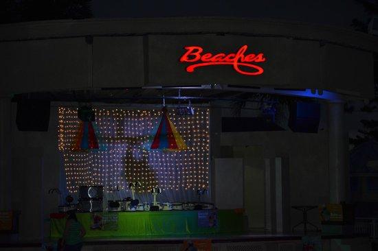 Beaches Ocho Rios Resort & Golf Club: Stage