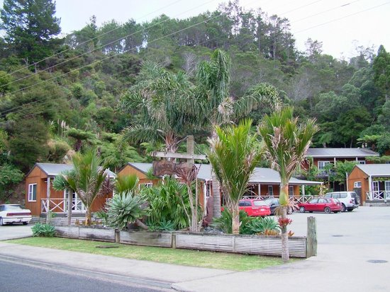 Welcome To Anchor Lodge Coromandel