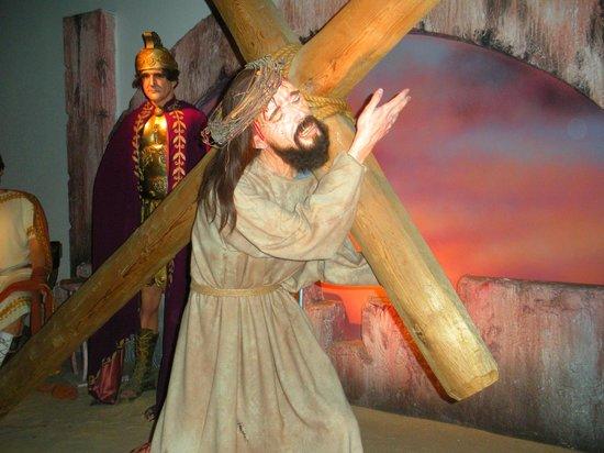 Ripley's Believe It or Not! San Antonio:                                     Jesus and Pontious