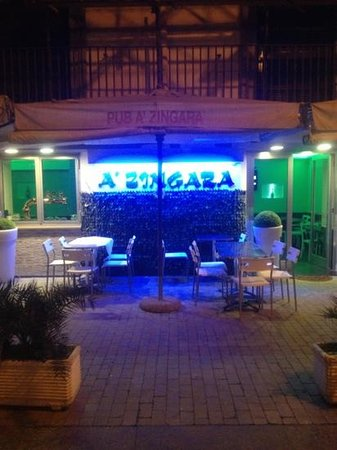A' Zingara Pub & Pizzeria