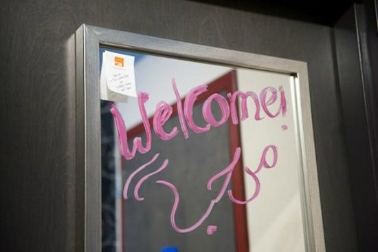 TRYP New York City Times Square South:                   Welcome note