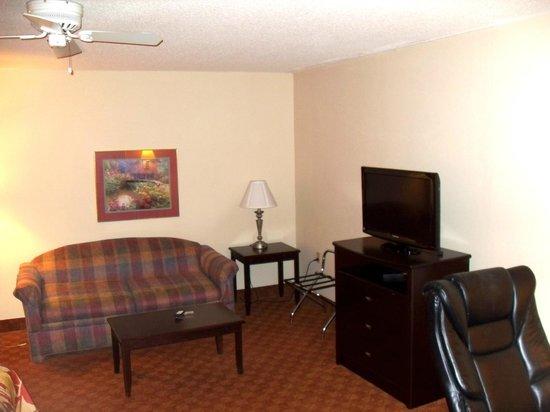 Baymont Inn & Suites Nashville/Brentwood: Suite