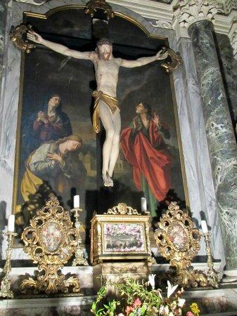 Cathedrale Sainte-Reparate: Crocefisso