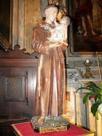Cathedrale Sainte-Reparate: S.Antonio