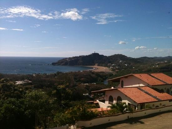 Pelican Eyes Resort & Spa : the view from our casa