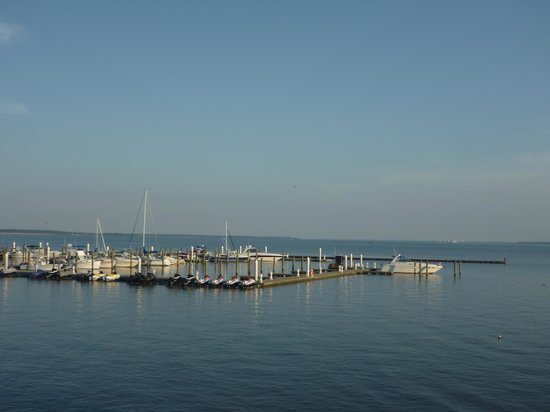 Kingsmill Resort: Marina at the resort