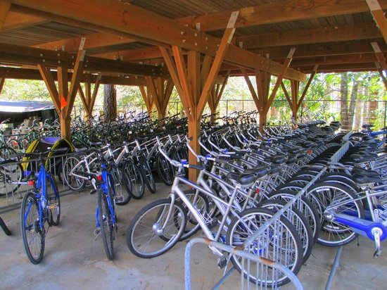 The Lodge And Spa At Callaway Gardens: Bicycles For Rent