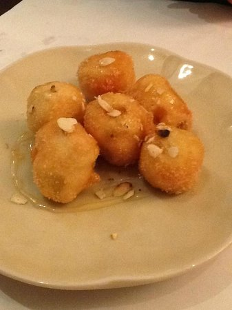 Le Showwok: Fried bananas!