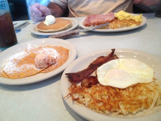 Country Inn Cafe : Great breakfast