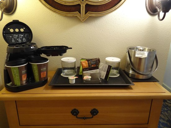 DoubleTree by Hilton Hotel San Antonio Airport :                   Coffee selection