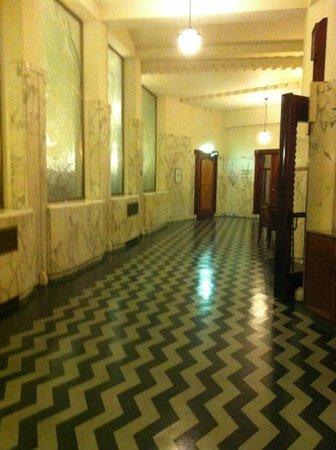Grand Hotel Amrath Amsterdam:                                     Hotel