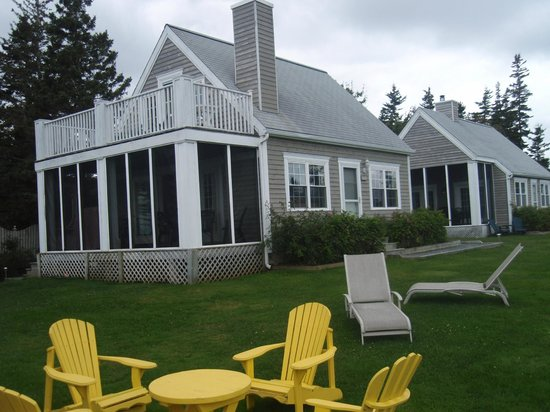 Salty Rose Beach Houses:                   Salty Rose Cottages