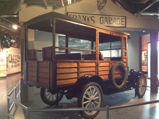 Naples Depot Museum:                   Naples depot
