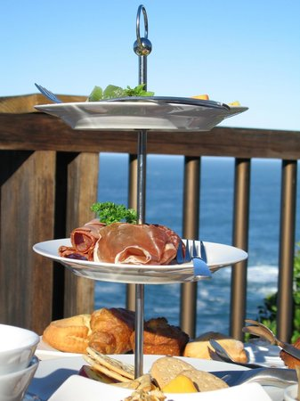Plettenberg Park Hotel & Spa: Breakfast with Breathtaking View