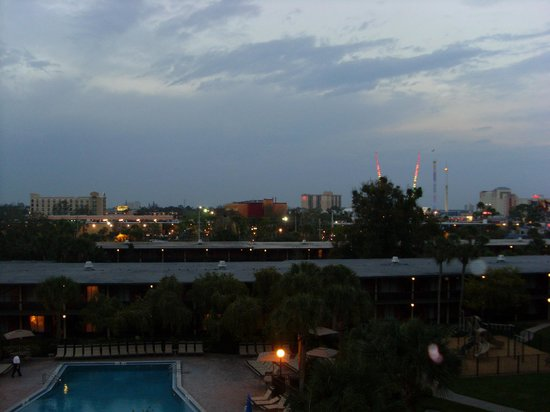 Rosen Inn International:                   View