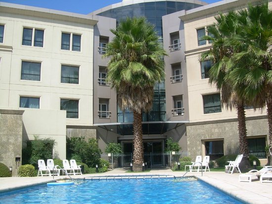 Holiday Inn Cordoba: Hermosa pileta
