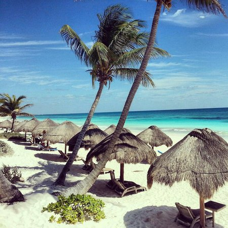 Hip Hotel Tulum: Beach