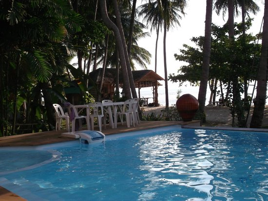 Grand Sea View Hotel: La piscine