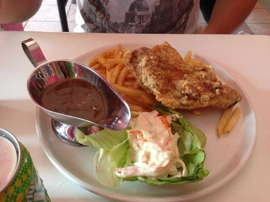 Tweenz Corner : Chicken Chop