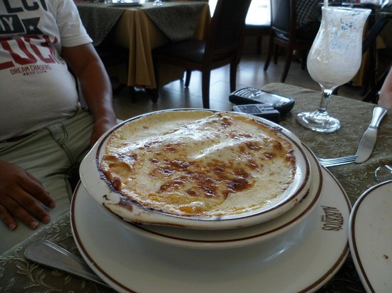 Amador Causeway (Calzada de Amador): Pasta Any One