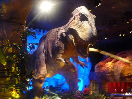 Imperdible t rex picture of t rex orlando tripadvisor for T rex location