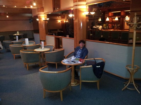 NH Bariloche Edelweiss: Bar