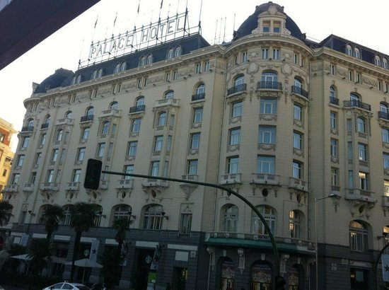 Lobby of westin palace hotel picture of the westin - Hotel the westin palace madrid ...
