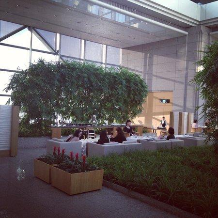 Park Hyatt Tokyo: Lounge