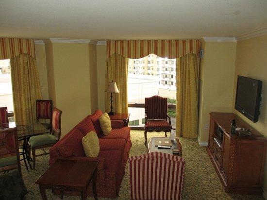 2 Bedroom Villa Picture Of Marriott S Grand Chateau Las Vegas