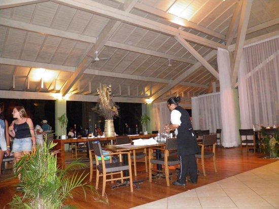 Club Med Rio Das Pedras: Retaurante Jangada