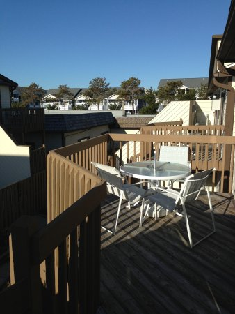 Club Ocean Villas II: View from the deck