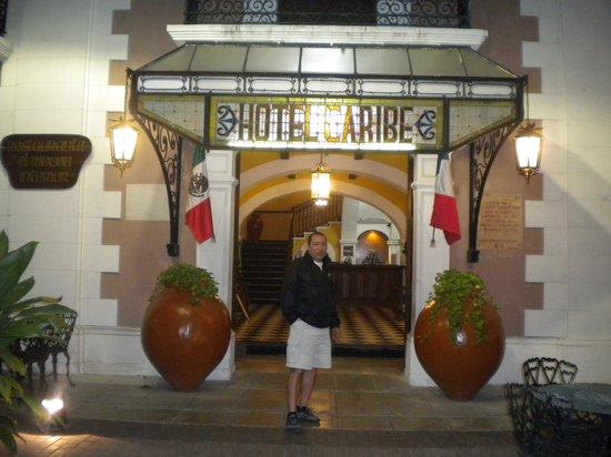Caribe Hotel: .