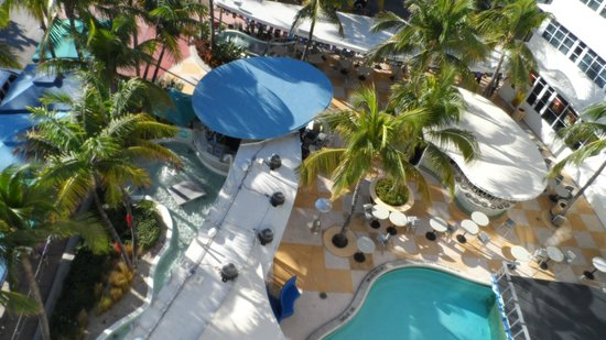 Clevelander South Beach Hotel: Piscina
