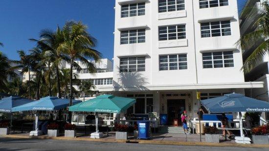Clevelander South Beach Hotel: entrada