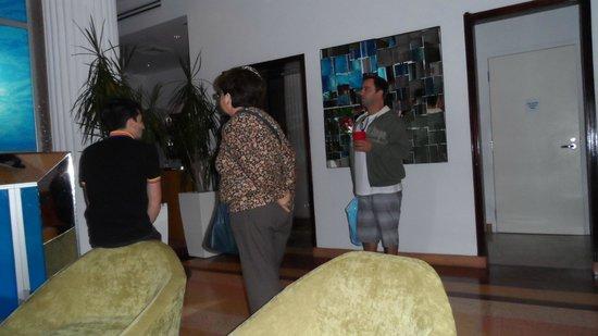 Clevelander South Beach Hotel: lobby