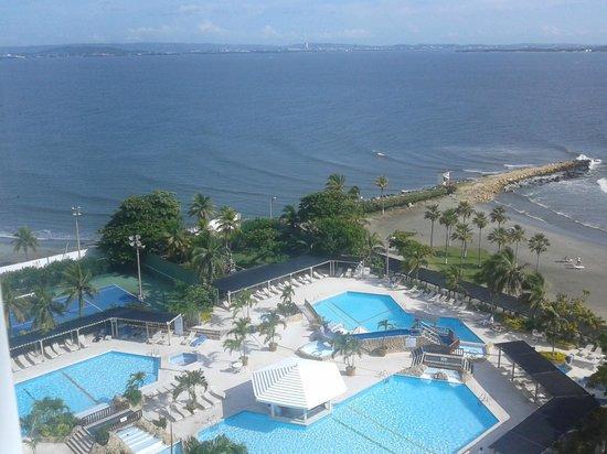 Hilton Cartagena: Hotel Hilton