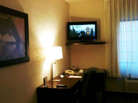 Casa Grande Chihuahua Business Plus Hotel: Habitación