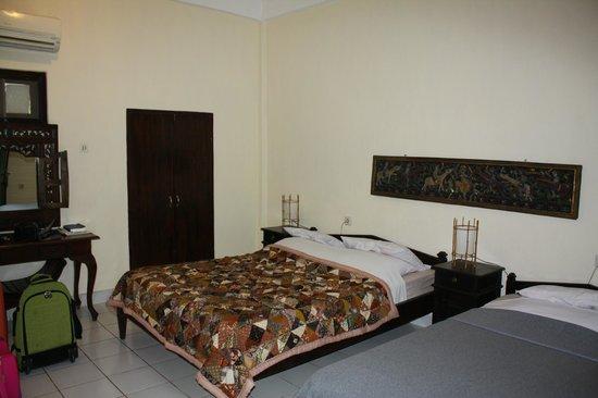 Rambutan Boutique Hotel: Chambre (intérieur)