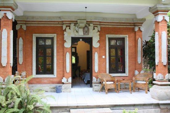 Rambutan Boutique Hotel: Chambre (extérieur)