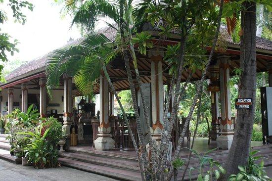 Rambutan Boutique Hotel : Réception