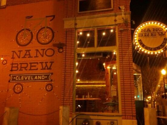 Photo of American Restaurant Nano Brew Cleveland at 1859 W 25th St, Cleveland, OH 44113, United States