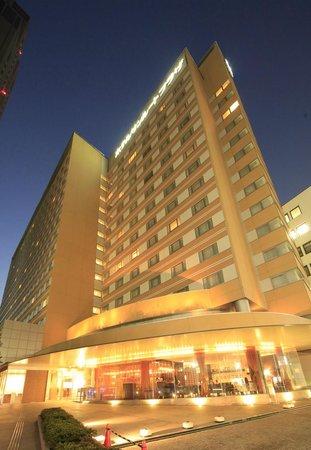 Hotel Sunroute Plaza Shinjuku: Exterior 外観