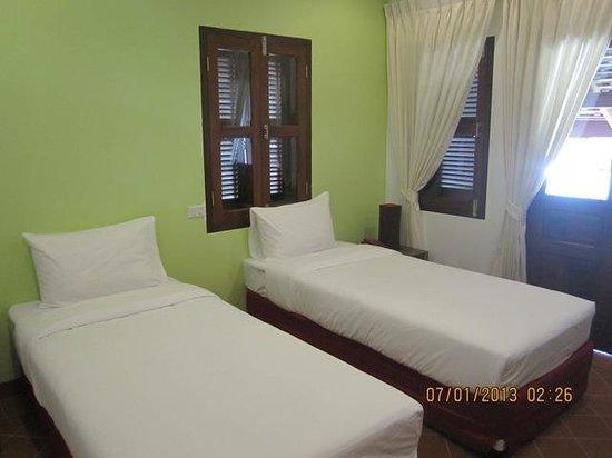 Sanctuary Luang Prabang Hotel : Room