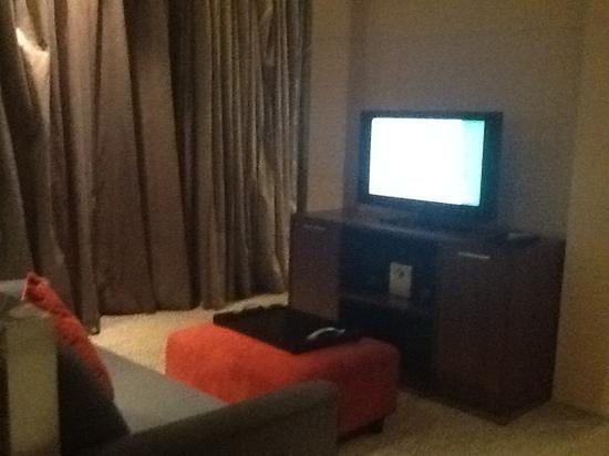 Holiday Inn Bandung: living area