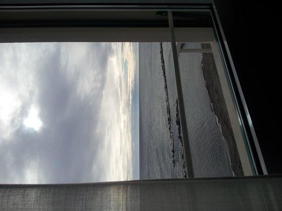 Hotel La Baia: vista dalla camera