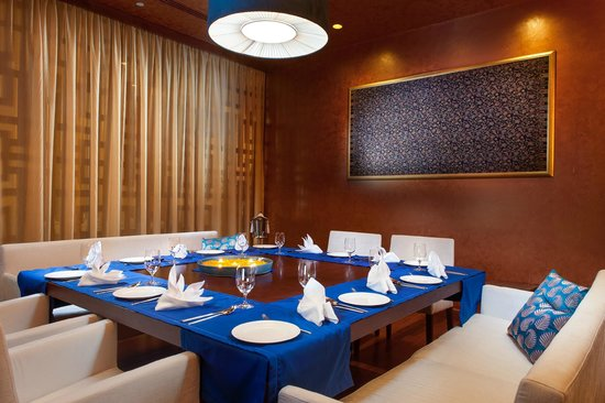 The Indus Fine Dining:                   family room